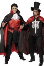 Vampire Halloween Costume for Adult